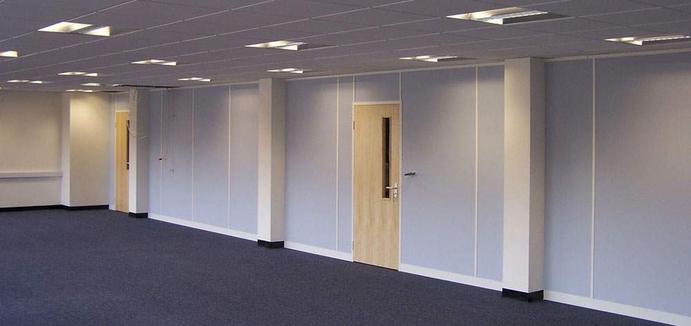 Partition Systems – Oxford Interior Fit-out & Refurbishment